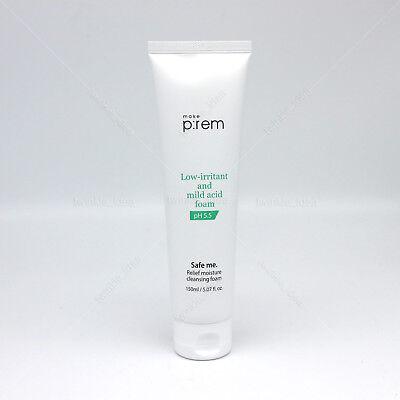 [Make p:rem] Safe me Relief Moisture Cleansing Foam 150g/5.29oz pH 5.5 K-beauty