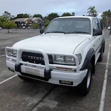 TOYOTA LANDCRUISER DIESEL WAGON  80 SERIES Southport Gold Coast City Preview