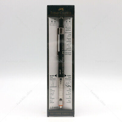 [Faber-Castell] TK Fine Vario L drafting mechanical pencil 0.9 / 1.0mm