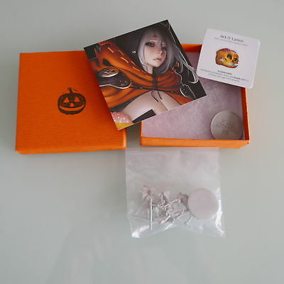 Kingdom Death Halloween Special  Twilight Knight w Game Content Jack O' - Halloween Special Games