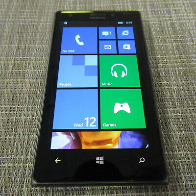 NOKIA LUMIA 925 - (AT&T) CLEAN ESN, WORKS, PLEASE READ!! 30633