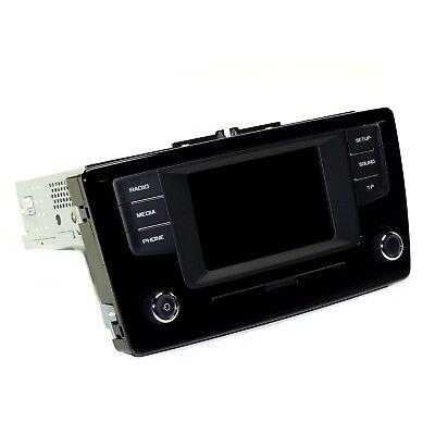 car stereo radio system Swing + Bluetooth SD card slot 5L0035150K Skoda Yeti 5L