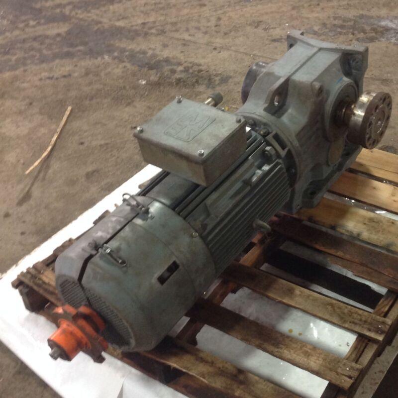Sew-eurodrive 1760rpm 18.5kw Gearmotor Kh97b Dv180m4/bm/hr/tf 99874