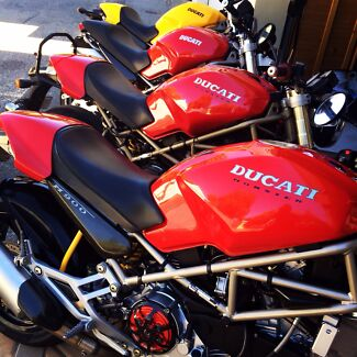 1990's to mid 2000's DUCATI WANTED - ANY CONDITION Maylands Bayswater Area Preview