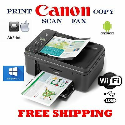 NEW Canon MX490/492 Wireless Printer-photo/Copy/Scan-Android Air Print-LCD-Fax