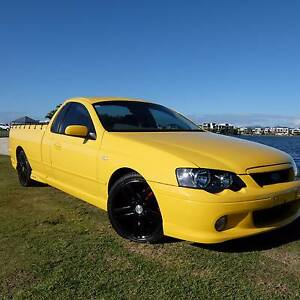 2005 FORD FALCON XR6 MK II **EASY WEEKLY PAYMENTS AVAILABLE** Merrimac Gold Coast City Preview