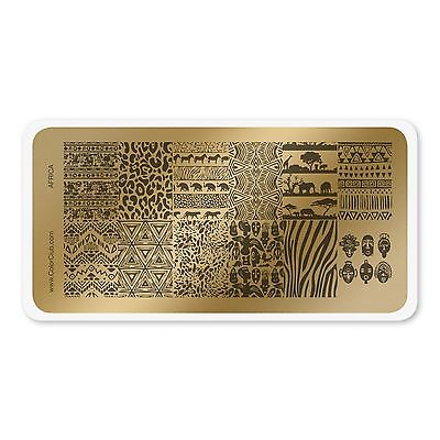 Color Club Nail Art Stamping Plates Collection Stamping Designs ~ Brand New  Art Club Nail Art