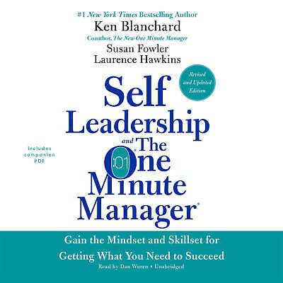 Self Leadership and the One Minute Manager, Revised and Updated Edition by (Leadership And The One Minute Manager Audiobook)