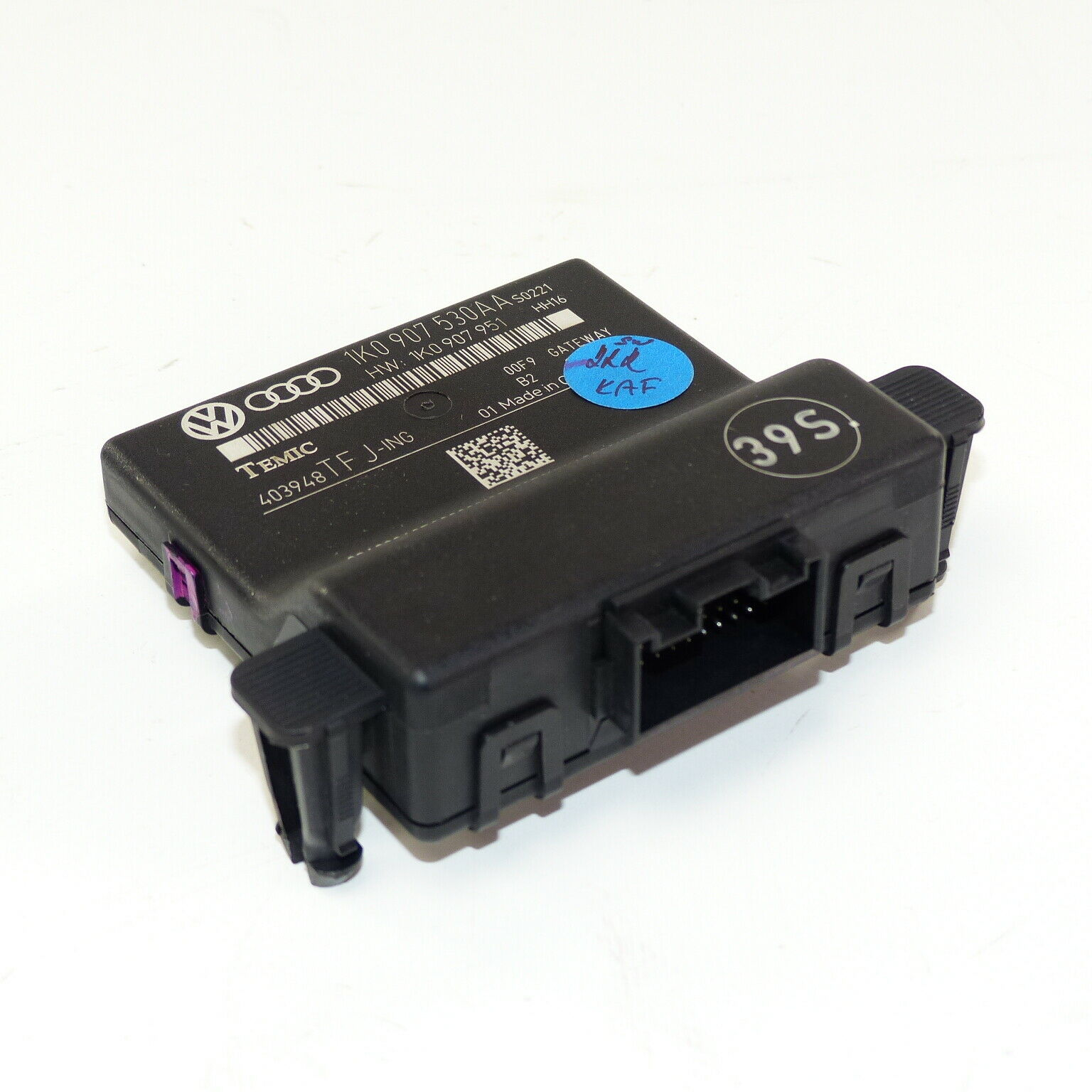 Steuergerät Gateway Interface Datenbus 1K0907530AA Skoda Yeti 5L VW Tiguan 5N