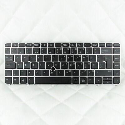NEW HP EliteBook 850 G3 ZBook 15u G3 US KEYBOARD With Frame/&Mouse Point Backlit