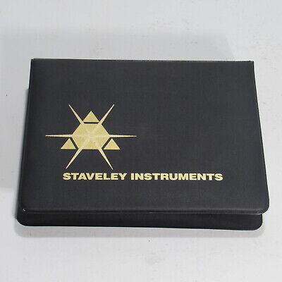 Staveley Instruments Nortec 2000 Dual Eddyscope Operation Manual - 7720064.00