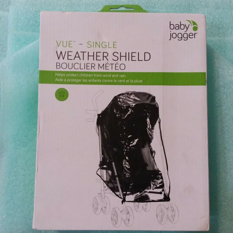 Baby Jogger City Vue Single Weather Shield