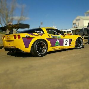 2006 C6  Corvette race car Bathurst Bathurst City Preview