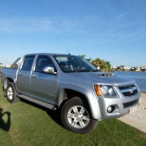 2011 Holden Colorado 4x4 **EASY WEEKLY PAYMENTS AVAILABLE** Merrimac Gold Coast City Preview