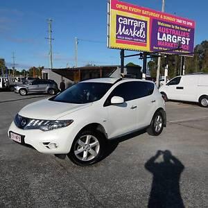 2009 Nissan Murano Wagon Merrimac Gold Coast City Preview