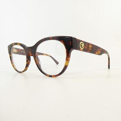 Versace 3268 Full Rim H1136 Used Eyeglasses Frames - Eyewear