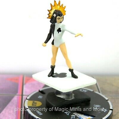 Justice League Unlimited - ACE #058 HeroClix super rare miniature #58