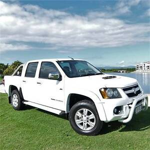 2011 Holden Colorado LTR 4x4 Ute Merrimac Gold Coast City Preview