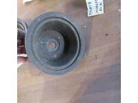 Pioneer DA3502 Engine Harmonic Balancer SBC SB Chevy 350