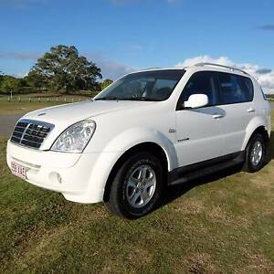 2010 Ssangyong Rexton II Turbo Diesel **EASY WEEKLY PAYMENTS** Merrimac Gold Coast City Preview