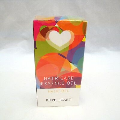 Pure Heart Taiwan HAIR CARE ESSENCE OIL Hair Oil 2.12 oz 60 ml NEW NIB Sealed for sale  Shipping to India