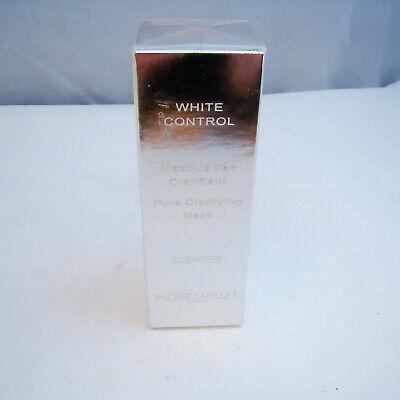 Weiß Reinigende Maske (Ingrid Millet Weiß Rein Reinigend Maske 80ml 75 ML Neu Nib Verpackt)