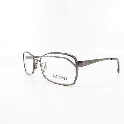 Roberto Cavalli Brillengestelle (Roberto Cavalli Rangiroa Kompletter Rand D6142 Brille Brille Brillengestell)