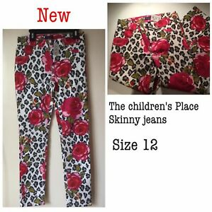 Children's Place Skinny Jeans Girl Size 12 - NEW