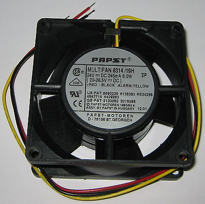 Delta 30 mm 29dB BFB0305HA 1.45 CFM 7500 RPM 5 V DC Square Blower Fan