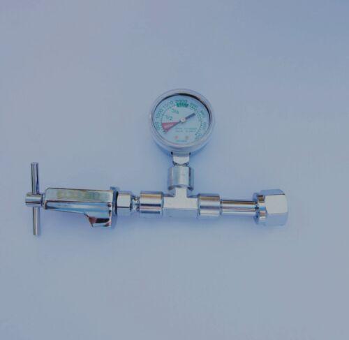 Oxygen Transfill CGA540 to CGA870 NIB SHIPS FREE