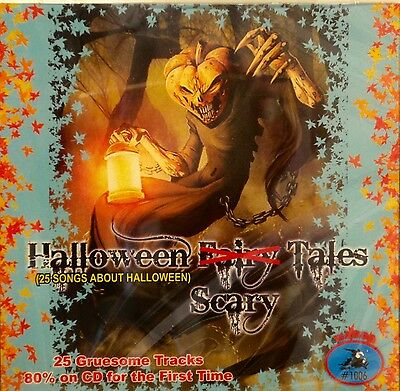 HALLOWEEN SCARY TALES - 25 Halloween Songs - Halloween Song