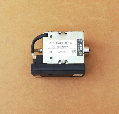 ABB SACE YU-1SDA038312R1 UNDERVOLTAGE RELEASE