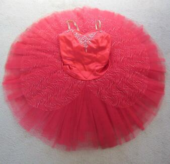 Classical Ballet Tutu (Red) - Perfect Condition Woolooware Sutherland Area Preview