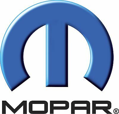 Miscellanous Item Mopar Factory OEM