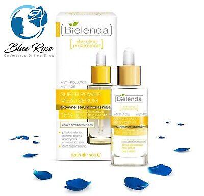 Bielenda Mezo Brightening Face Serum Professional Skin Clinic Anti Ageing VIT C