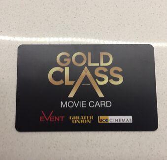 Event Cinema movie voucher $84 value for $60