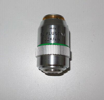 Leitz Wetzlar Pl Fluotar 0 32x0.75