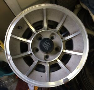 Buick T Type / Grand National rims
