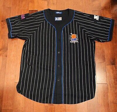 Vintage Starter NBA All Star Weekend 1992 Baseball Jersey Size XL