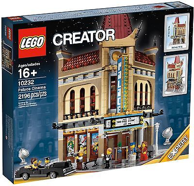 LEGO PALACE CINEMA 10232 CREATOR MODULAR  *MISB,NEW SEALED* FREE SHIPPING!