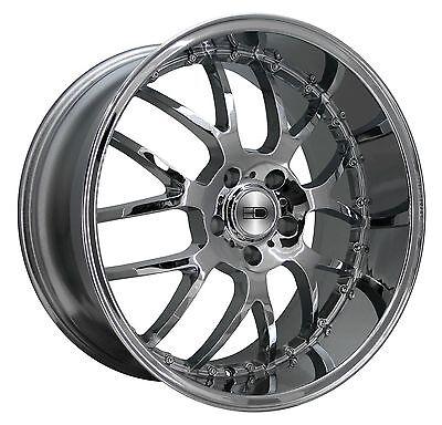 HD Wheels MSR 20x10 Rims 5x112 +42mm 5-Lug Chrome Finish *SALE*