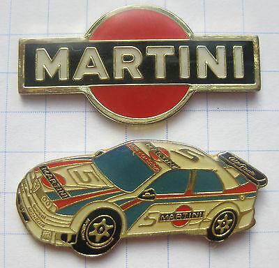 MARTINI / ALFA ROMEO ............................... Spirituosen Pins (107j)