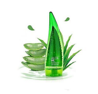 Holika Holika 99% Aloe Vera Dry Skin Moisturiser Cooling Gel After Sun 55ml UK