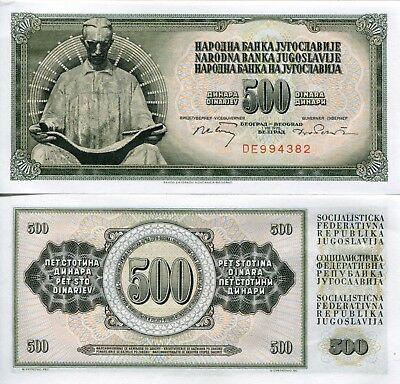 Mozambique MZN 1989 500 Meticais FRELIMO Communist UNC Banknote Democracy