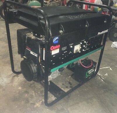 Cummins Onan Generator Pro 6000e