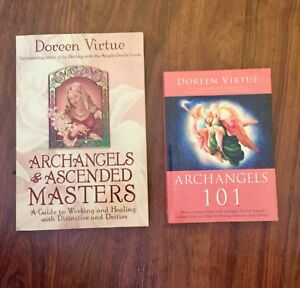 Archangels & Ascended Masters by Doreen Virtue + free book