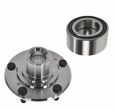 - 1 Front Wheel Hub and Bearing Kit Fit Toyota Celica Replaces OEM W0133-1746123