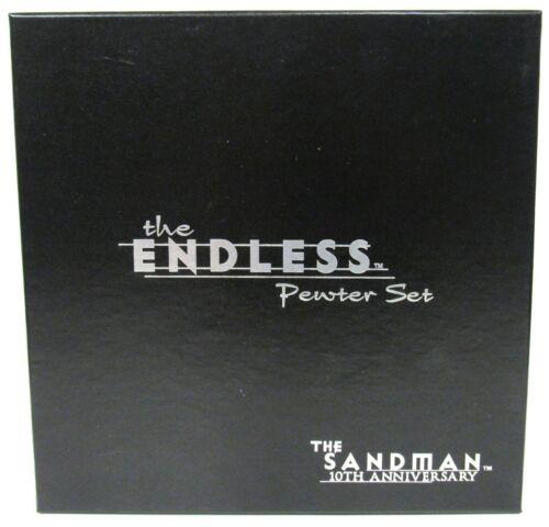 The Sandman 10th Anniversary The Endless Pewter Figure Set 1998
