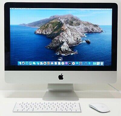 "Apple iMac Core i5 2.9GHz 8GB RAM 1TB HDD 21.5"" GeForce GT 750M A1418 ME087LL/A"