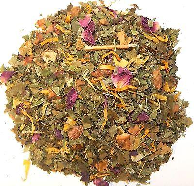 """Kräutermischung """"Frische Blüte"""" mit Pfefferminze - loser Tee in versch. Mengen"""